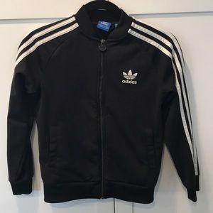 Black Adidas Originals Track Jacket
